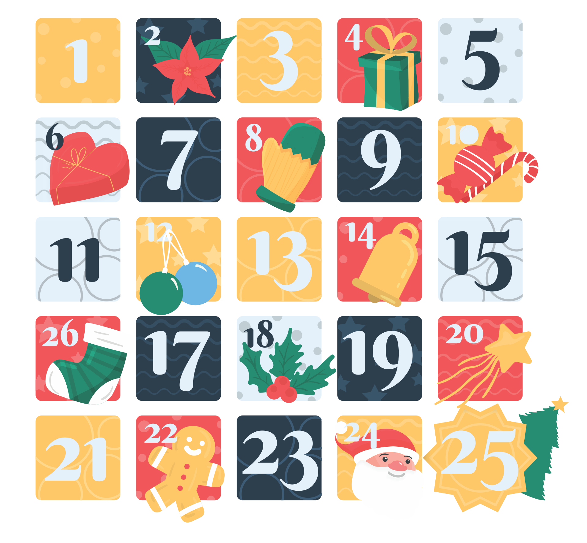 Template For Numbers 1 31 | Calendar Printables Free Templates